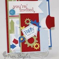 invitaciones aniversario 4
