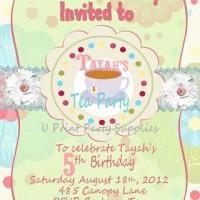 invitaciones aniversario 6