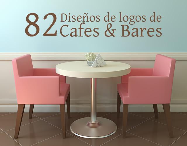 82 dise os de logos de cafes y bares para inspirarte for Disenos para bares