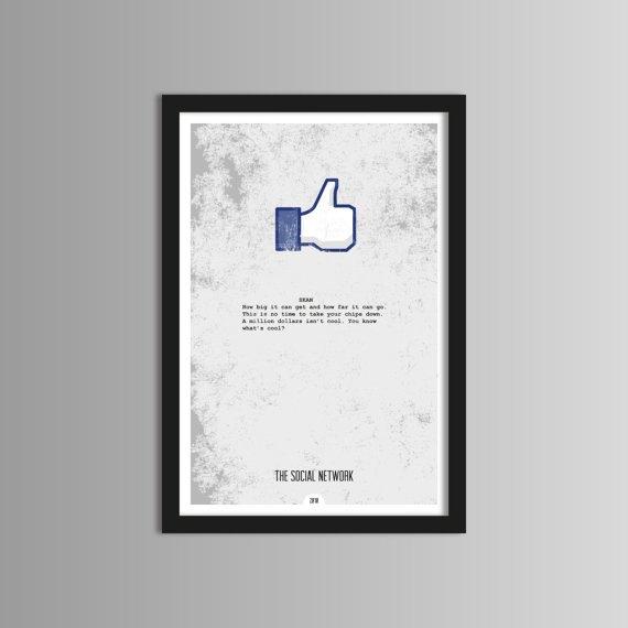 posters minimalistas de películas 2