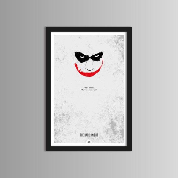 posters minimalistas de películas 4