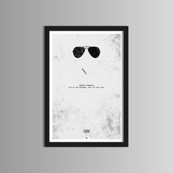 posters minimalistas de películas 5