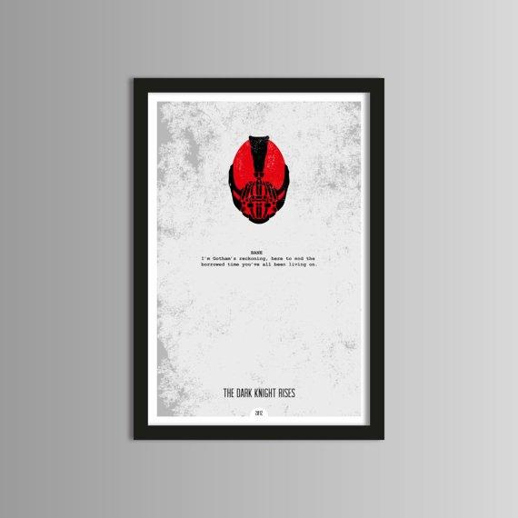 posters minimalistas de películas 8