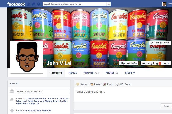 imagenes nuevo facebook 2013 4 Más cambios en Facebook, imagenes del nuevo Timeline