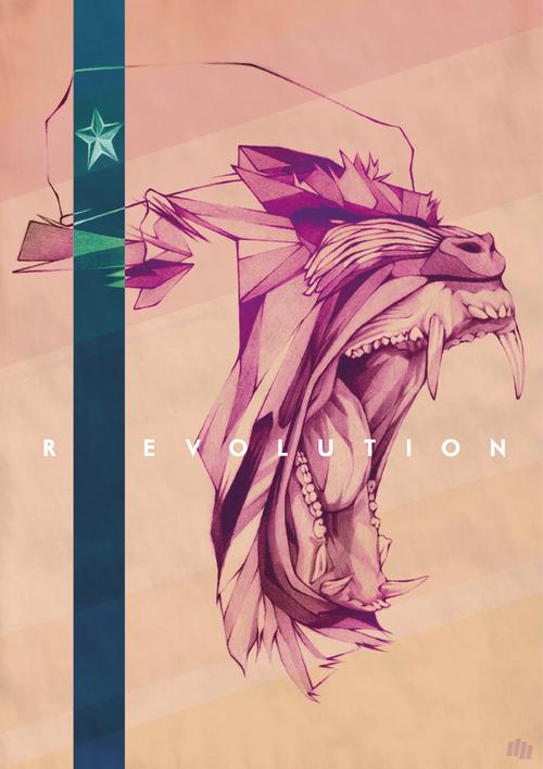 R Evolution por Dani Blazquez