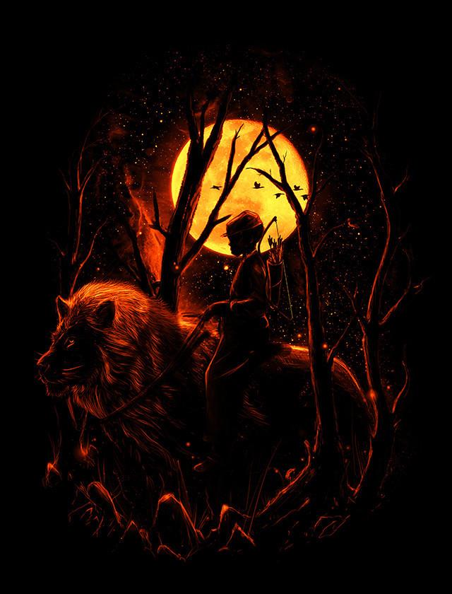 The hunter por Nicebleed