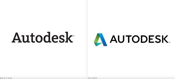 autodesk logo 1 El nuevo logo de Autodesk