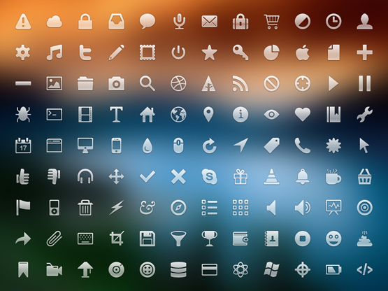 iconos minimalistas gratis 4