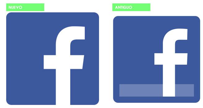 logo facebook 2013
