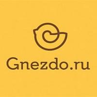logo minimalista Gnezdo_ru