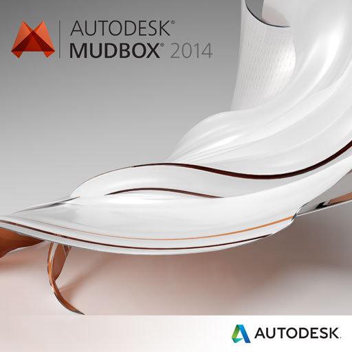 mudbox 2014 badge 2700px El nuevo logo de Autodesk