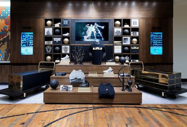 publicidad Nike EPIC Shop