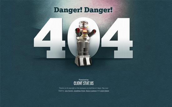 curiosos diseños paginas de error 404 19