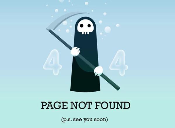 curiosos diseños paginas de error 404 2