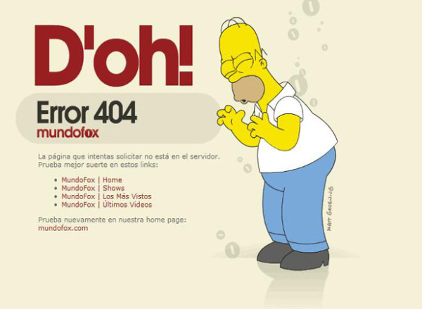 curiosos diseños paginas de error 404 5