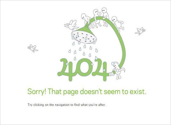 curiosos diseños paginas de error 404 7