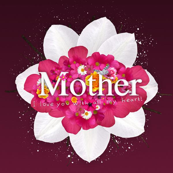15 Love Quotes Designs Pictures And Images Ideas: 35 Bellos Diseños Del Día De Las Madres, Tarjetas De