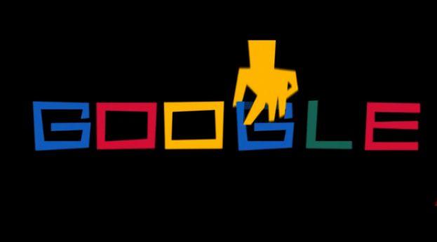 google doodle saul bass
