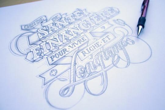 inspiración diseños tipograficos 1