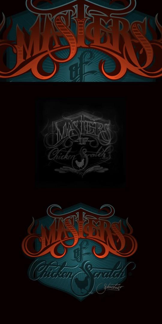 inspiración diseños tipograficos 10