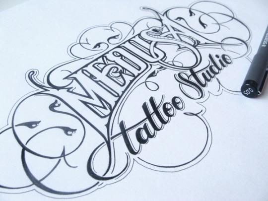 inspiración diseños tipograficos 3