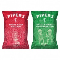 packaging pippers crisps