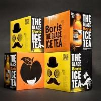 packaging te helado