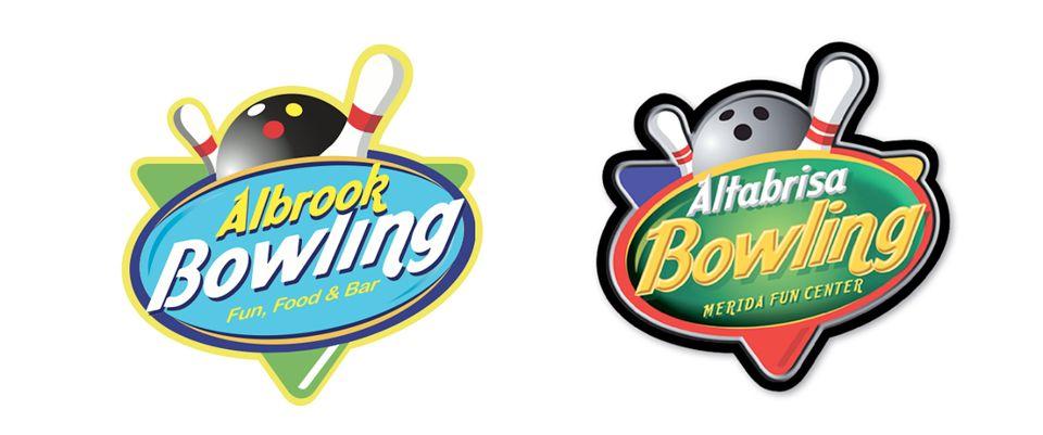 plagio logo Bowling Altabrisa