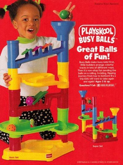 playskool publicidad para niños