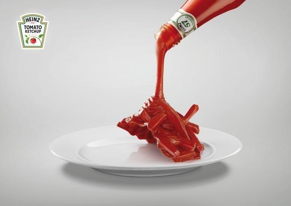 publicidad creativas heinz
