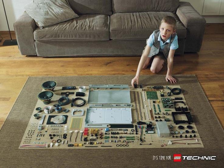 publicidad creativas lego