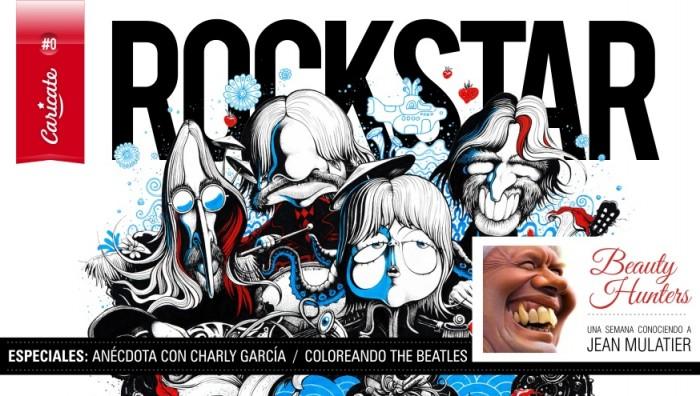 rockstar app 1 700x396 Rockstar aplicación de iPad para inspirar a ilustradores