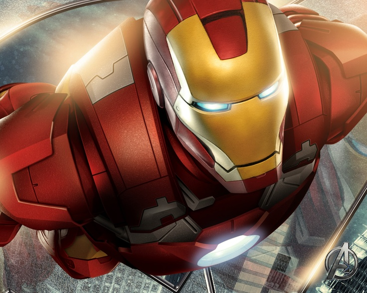 wallpapers de Iron Man y los vengadores