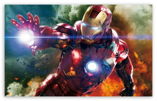 Wallpapers Iron Man pélicula