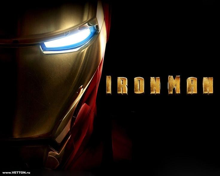 Fondo de pantalla Iron Man Medio Rostro