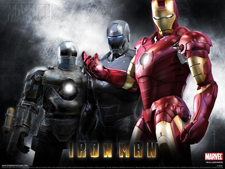 Fondo de pantalla Iron Man 2