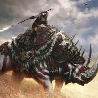 Desert-cavalry