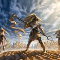 Desert-predators