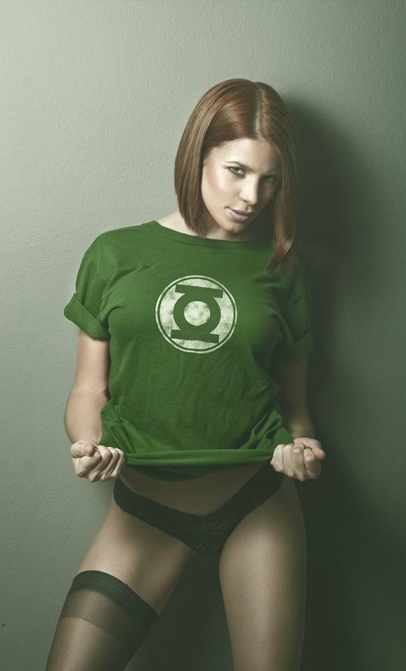 fotografias heroinas linterna verde