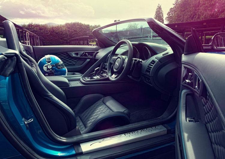 Fotografías Interior del auto