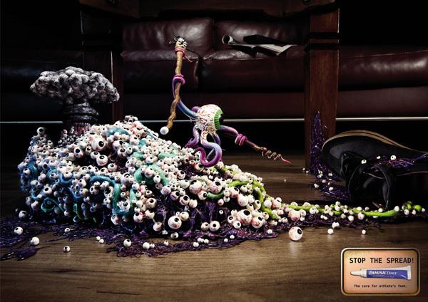 diseños creativos publicidad