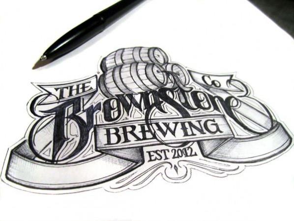 diseños tipos caligrafia 1