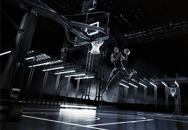 el futuro del deporte basketball