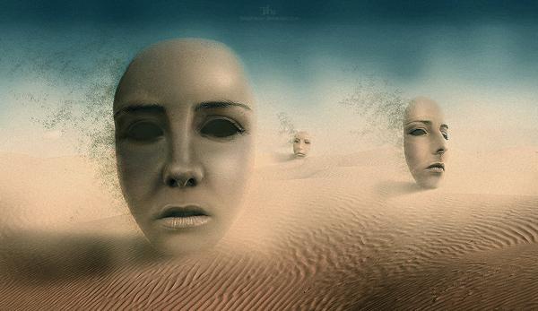 foto surrealista dali