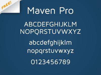 Maven Pro
