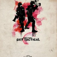 get tactical poster