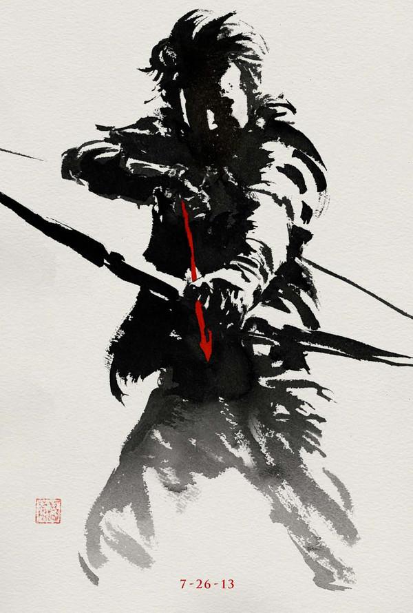 harada-wolverine-poster