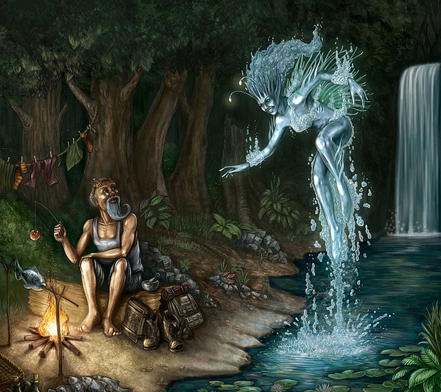 ilustraciones larry wilson