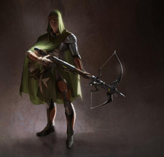 ilustraciones sixmorevodka arquero