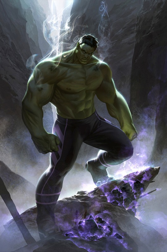 ilustraciones sixmorevodka hulk